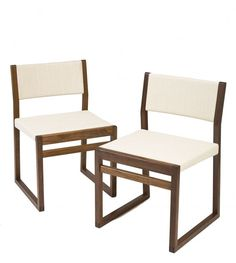 David McCullough Rope Dining Chair. www.dmdm.us