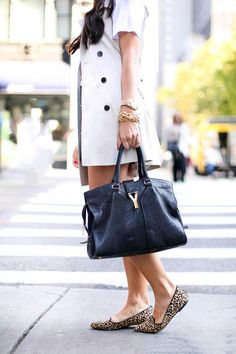 Tendance Chaussures 2017/ 2018 : C l a s s y in the city