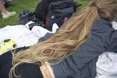 loong hair