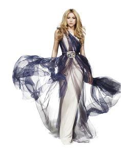 LAS CADERAS TABASCO: Shakira ha recibido dos nominaciones a los Premios...