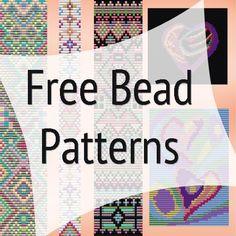 loom beading patterns   Mirrix Tapestry and Bead Looms: Portable, metal weaving looms.
