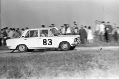 1969 Rajd Polski Fiat 125p