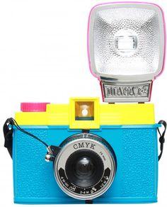 Diana F+ Camera – CMYK