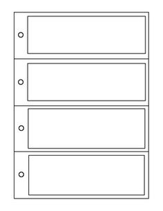 Photo : Free Printable Bookmarks Bookmark Templates Online Images