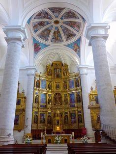 CATEDRAL DE SANTA MARIA MAGDALENA ANUNCIACION - S XVII, GETAFE, (MADRID)