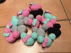 Gerne häkele ich sie auf Bestellung! Crochet Necklace, Jewelry, Purchase Order, Crochet Collar, Jewellery Making, Jewelery, Jewlery, Jewels, Jewerly
