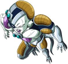 Mecha Frieza render 2 [Dokkan Battle] by on DeviantArt Dragon Ball Z, Dragon Age, Dbz Characters, Fictional Characters, Equestria Girls, Freezer, Deviantart, Superhero, Manga