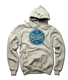Kris Bryant MLBPA Officially Licensed Chicago C Youth Hoodie S-XL Kris Bryant Ball B