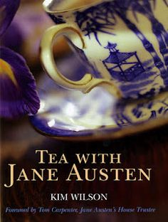 Tea with Jane Austen written by Kim Wilson. The book is full of interesting little tidbits about tea time in the Regency Era and Miss Austen's books in particular.