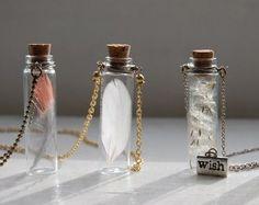 cuteness in a bottle, I love the dandelion fluff one.