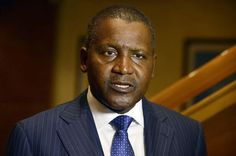 Dangote announces plan to build $100bn business  :  Africa's richest man and Nigeria's multi-billionaire has announced plans to build a…