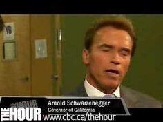 Arnold Schwarzenegger:The Governator IN 2007 ON CLIMATE ACTION