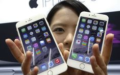 More women own iPhones than men, while men are more likely to own a Huawei   handset, new research has found