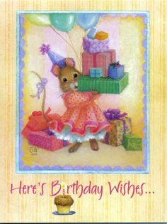 Here's birthday wishes for a day filled with sweet and special moments.