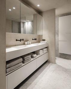 Bathroom Goals, Bathroom Inspo, Bathroom Inspiration, Timeless Bathroom, Modern Bathroom, Dream Bathrooms, Beautiful Bathrooms, Cuisines Design, Bathroom Interior Design