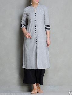 Punjabi suit Bollywood Designer Indian SALWAR KAMEEZ readymade dress size S M L