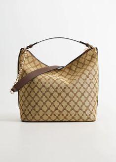Torba s vezicom za zatvaranje i printom - Žene Big Bags, Small Bags, Printed Bags, Casual Bags, Backpack Bags, Clutch Bag, Louis Vuitton Damier, Bucket Bag, Leather Bag