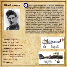 Maj. Edward Mannock ~ BFD