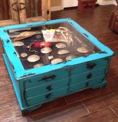 Funky Box Coffee Table