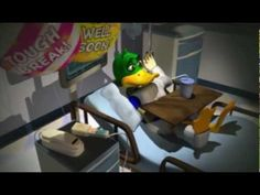 Dexter Duck - Electrical Safety Video