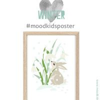 WINTER – seizoen poster