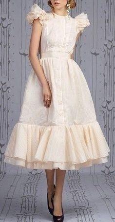 Vintage classy dress