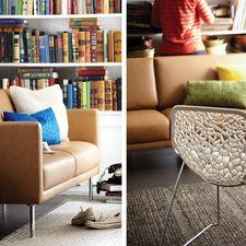 Loewenstein Cubic Sofa - Fire Lounge