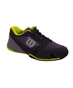 ZAPATILLAS WILSON RUSH PRO 2.5 EBONY MONUMENT LIMA