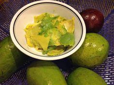 Buttery avocado