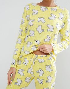 My Easter Bunny PJs!