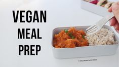 Vegan Meal Prep for Students (+ lunch box ideas) Cheap Student Meals, Student Lunches, Vegan Meal Prep, Easy Meal Prep, Lunch To Go, Lunch Box, Easy Packed Lunch, Whole Food Recipes, Vegan Recipes