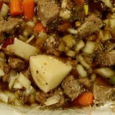Slow Cooker Caribou Stew - Allrecipes.com