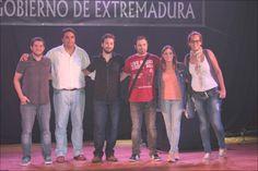 Ganadores Suena Extremadura 2014 en Olivenza