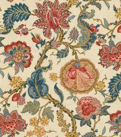 Home Decor Print Fabric-Pkaufmann Symphony Document: home decor fabric: fabric: Shop   Joann.com