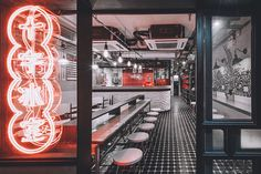 Cross Café by Studio UNIT, Hong Kong