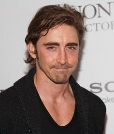 Lee Pace. My casting choice.