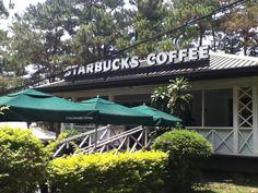 Starbucks Baguio City Philippines