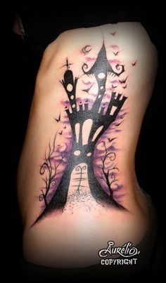 Aurelio.. HOLY MOLY!! I LOVE this tattoo!!! SO MUCH!