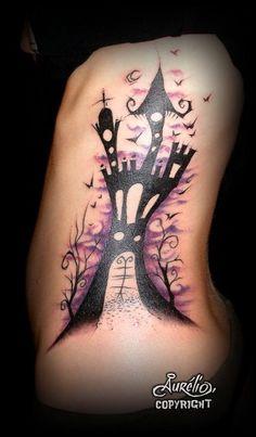 Aurelio.. HOLY MOLY!! I LOVE this tattoo!!! SO MUCH!