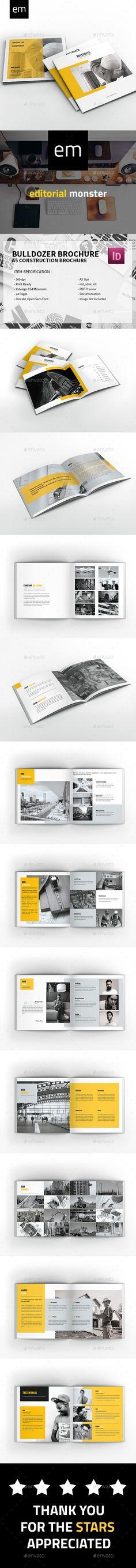 Brand Manual Brand manual, Brochure template and Brochures - it manual templates to download