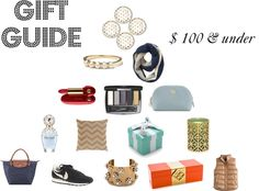 gift guide $ 100 and under