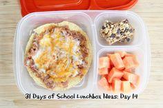 31 Days of School Lunchbox Ideas Day 14 | 5DollarDinners.com