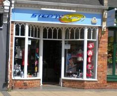 Step n pump shop gym clothes shop Wellingborough road Northampton