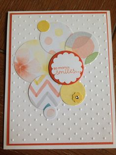 All Occasion  Stampin' Up card made to order FREE by bduwe on Etsy, $2.00
