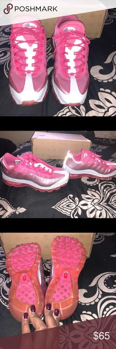 WOMEN SHOES NIKE AIR MAX 95 Nike Shoes Sneakers