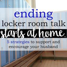 Ending Locker Room Talk Starts At Home