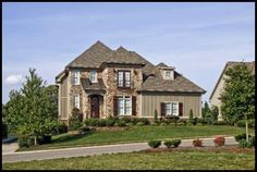 Cottage style by luxe homes & design, knoxville builder, stoneleigh ...