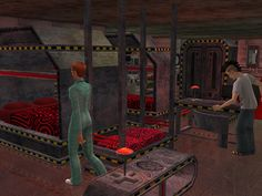 http://www.parsimonious.org/furniture2/pages/bedroom_k8-Colony_Bunker_Bedroom.html