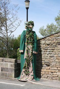 The Wray Scarecrow Festival.
