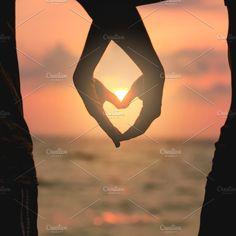 love on the beach. Wedding Card Templates